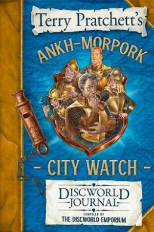 Cover of The Ankh-Morpork City Watch Discworld Journal