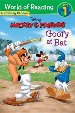 Cover of Mickey & Friends Goofy at Bat