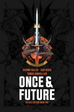 Cover of Once & Future Book One Deluxe Edition