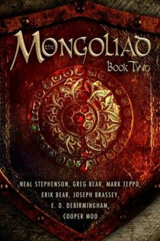Cover of The Mongoliad: Book Two