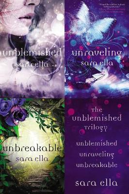 Cover of The Unblemished Trilogy