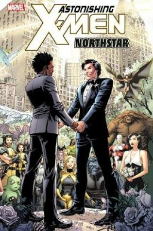 Cover of Astonishing X-men - Volume 10: Northstar