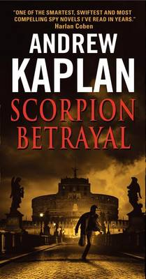 Cover of Scorpion Betrayal