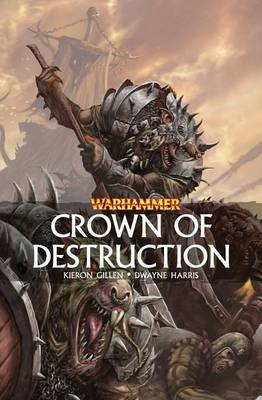 Cover of Crown of Destruction