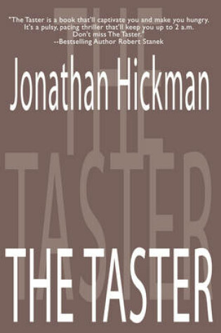 Cover of The Taster