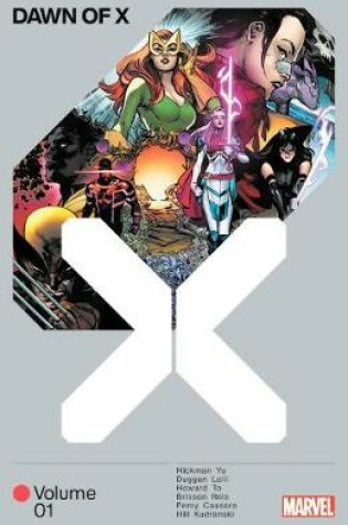 Cover of Dawn Of X Vol. 1