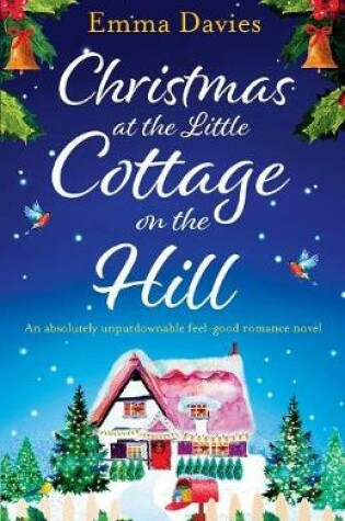 Cover of Christmas at the Little Cottage on the Hill