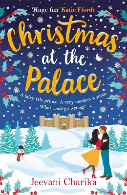 Cover of Christmas at the Palace