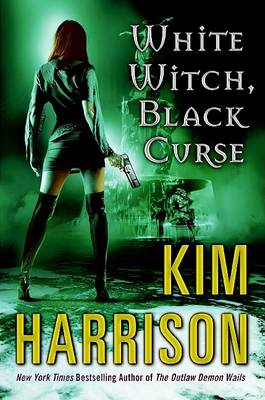 Book cover for White Witch, Black Curse
