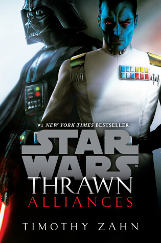 Cover of Thrawn: Alliances (Star Wars)