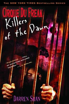 Cover of Killers of the Dawn