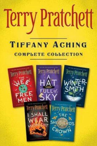 Cover of Tiffany Aching Complete Collection