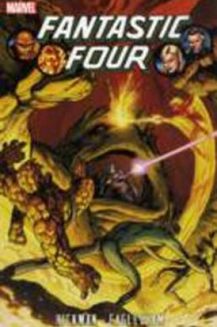 Cover of Fantastic Four By Jonathan Hickman Vol. 2