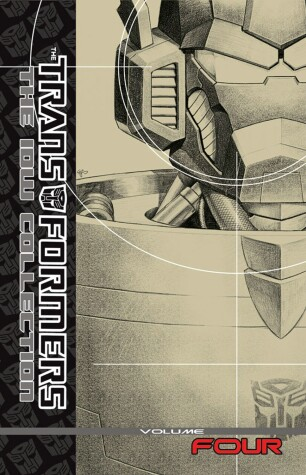 Cover of Transformers: The IDW Collection Volume 4