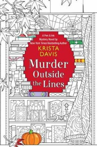Cover of Murder Outside the Lines