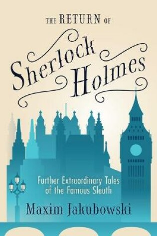 Cover of The Return of Sherlock Holmes