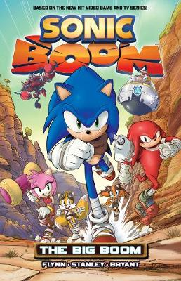 Cover of Sonic Boom Volume 1