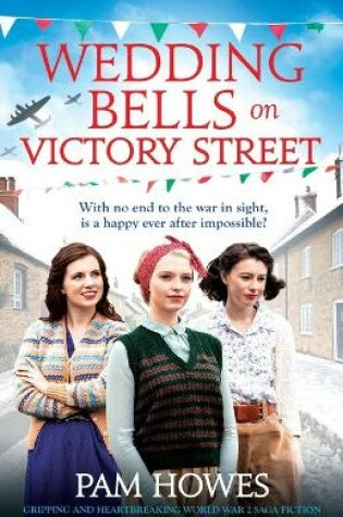 Cover of Wedding Bells on Victory Street