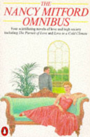 Cover of The Nancy Mitford Omnibus