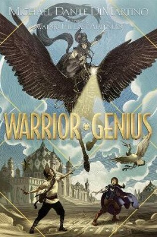 Cover of Warrior Genius
