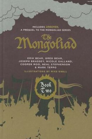 Cover of The Mongoliad: Book Two Collector's Edition