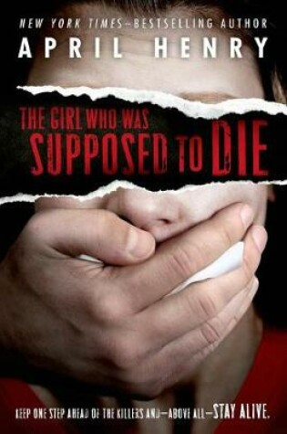 Cover of The Girl Who Was Supposed to Die