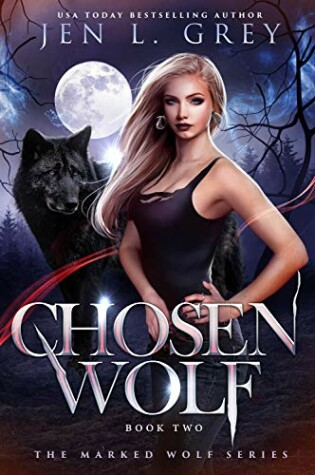 Cover of Chosen Wolf