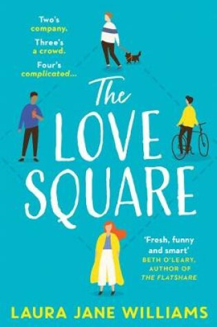 Cover of The Love Square