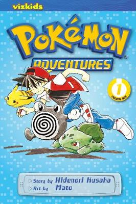 Cover of Pokemon Adventures (Red and Blue), Vol. 1