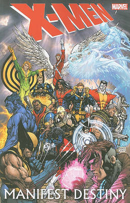 Cover of X-men: Manifest Destiny