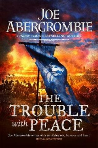 Cover of The Trouble With Peace