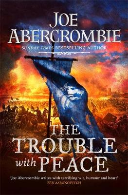 Book cover for The Trouble With Peace