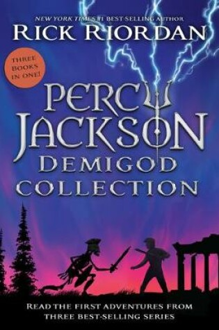 Cover of Percy Jackson Demigod Collection