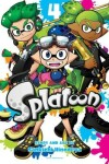 Book cover for Splatoon, Vol. 4
