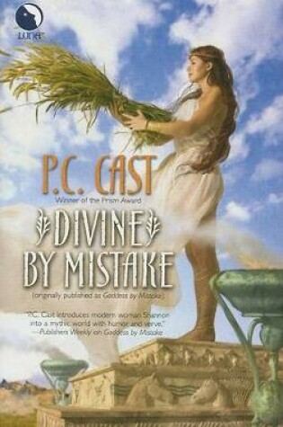 Cover of Divine by Mistake