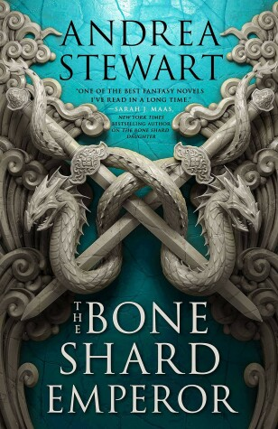 Cover of The Bone Shard Emperor