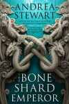 Book cover for The Bone Shard Emperor