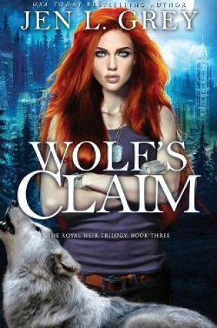 Cover of Wolf's Claim