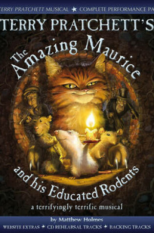 Cover of Terry Pratchett's The Amazing Maurice and his Educated Rodents