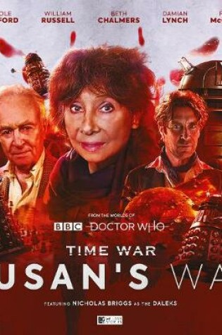 Cover of Doctor Who - Susan's War