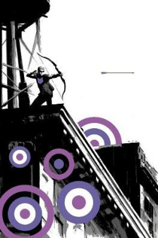 Cover of Hawkeye Volume 1: My Life As A Weapon (marvel Now)