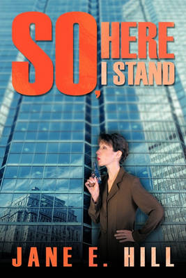 Cover of So, Here I Stand