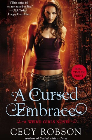 Cover of A Cursed Embrace