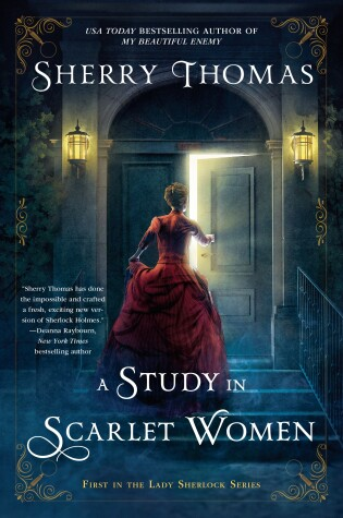 Cover of A Study In Scarlet Women