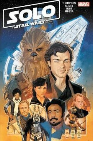 Cover of Solo: A Star Wars Story Adaptation
