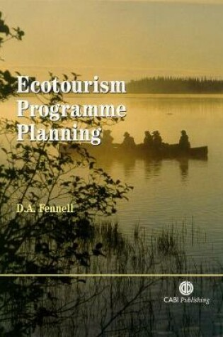 Cover of Ecotourism Programme Planning