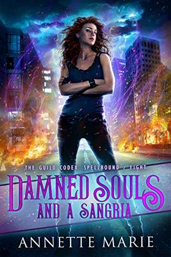 Cover of Damned Souls and a Sangria