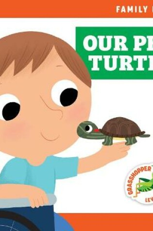Cover of Our Pet Turtle