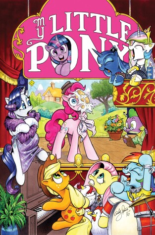 Cover of Friendship is Magic Volume 12