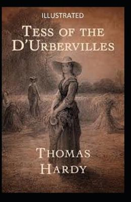 Cover of Tess of the d'Urbervilles Illustrated